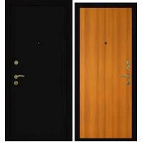 Дверь Премиум Металлический лист/1 ПВХ Орех