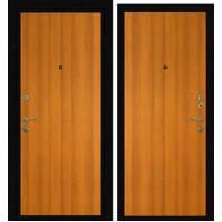 Дверь Премиум 1 ПВХ Орех/1 ПВХ Орех