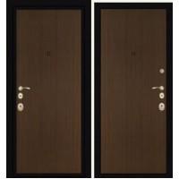 Дверь Премиум Металлический лист 1 ПВХ Венге/1
