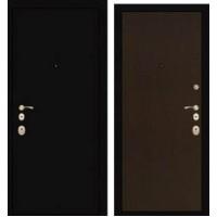 Дверь Премиум Металлический лист/1 Венге