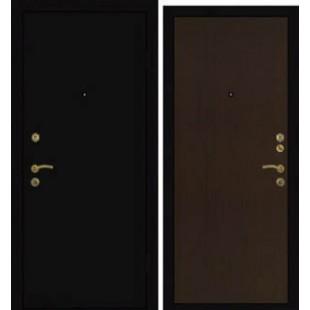 Дверь Премиум Металлический лист/ 1 Венге
