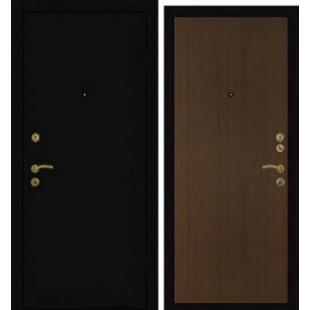 Дверь Премиум Металлический лист/1 ПВХ Венге
