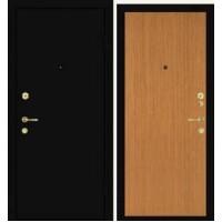 Дверь Премиум Металлический лист/1 Орех