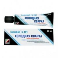 Клей Homakoll S401 «Холодная сварка»