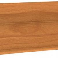 Плинтус напольный с кабель-каналом Ecoline арт.147 Дуб золотой