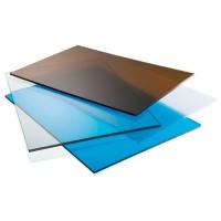 Монолитный поликарбонат - Синий