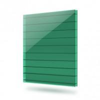 Сотовый поликарбонат - Зеленый