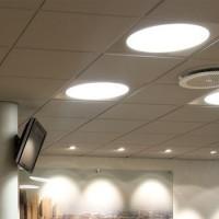 Подвесные потолочные панели Меркурий (6 мм)