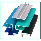 Алюминиевый декоративны профиль для СМЛ